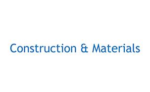 Construction & Materials